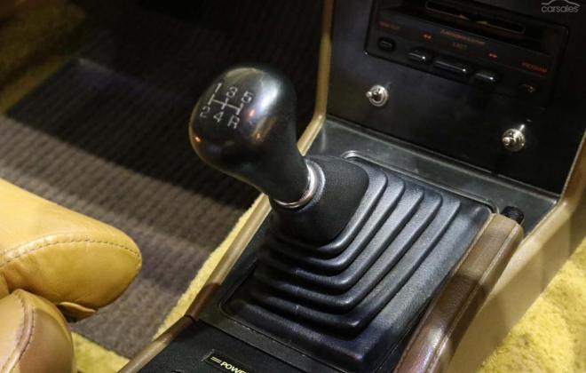 1983 Mitsubishi Starion JA turbo Australia gold (6).jpg