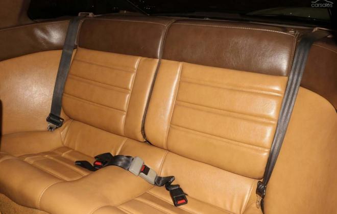 1983 Mitsubishi Starion JA turbo Australia gold (8).jpg