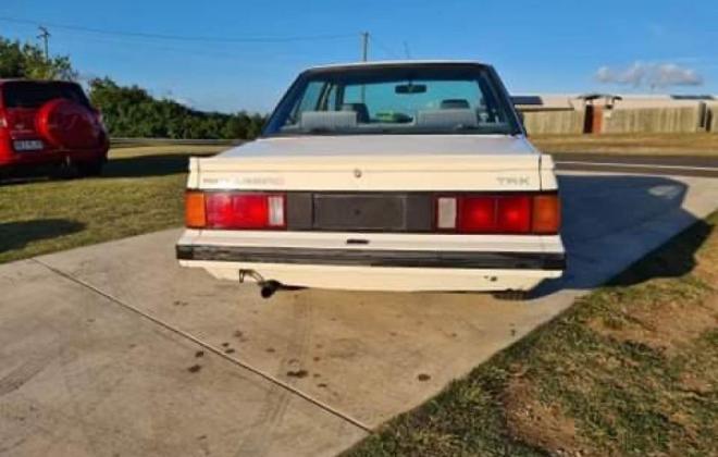 1983 Nissan Bluebird TR-X TRX Sedan unrestored Australia manual images (1).jpg