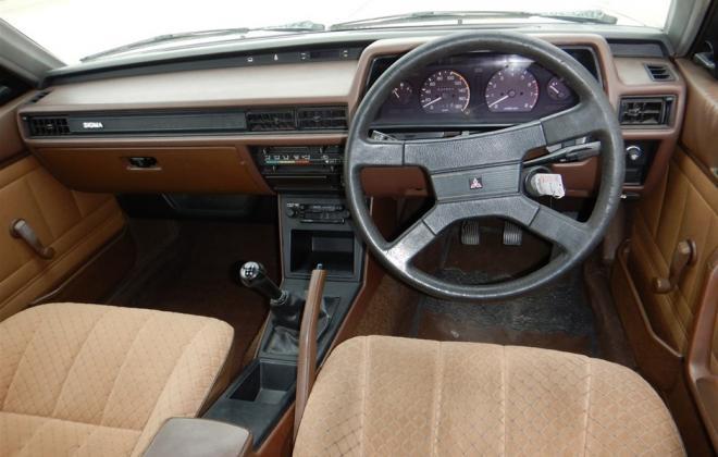 1984 Mitsubishi Sigma GSR sedan images Australia (17).jpg