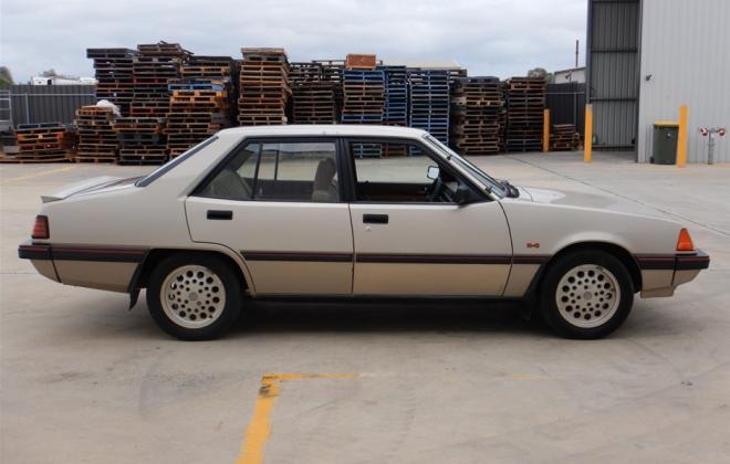 1984 Mitsubishi Sigma GSR sedan images Australia (3).jpg