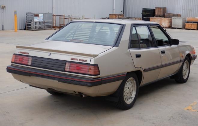 1984 Mitsubishi Sigma GSR sedan images Australia (4).jpg