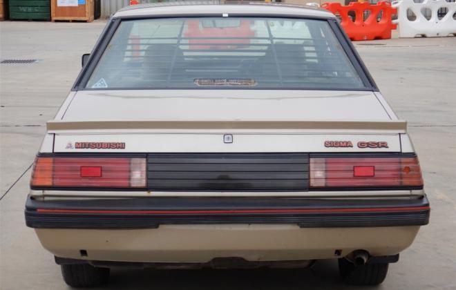 1984 Mitsubishi Sigma GSR sedan images Australia (5).jpg