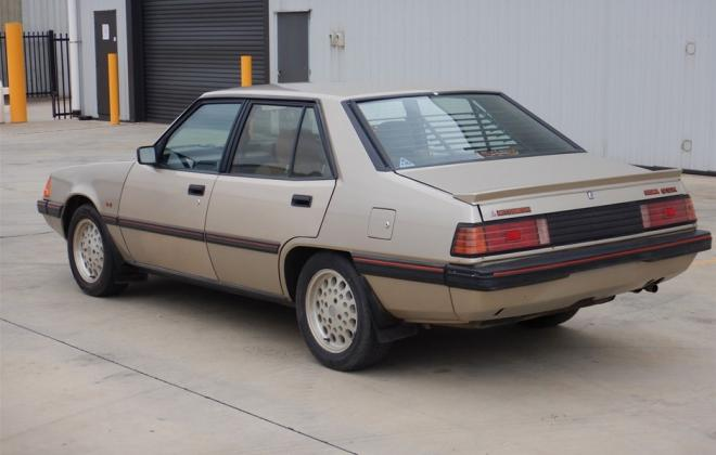 1984 Mitsubishi Sigma GSR sedan images Australia (6).jpg
