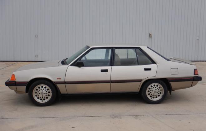 1984 Mitsubishi Sigma GSR sedan images Australia (7).jpg