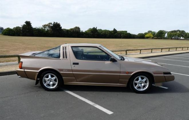 1984 Mitsubishi Starion GSR Turbo Coupe Gold images (1).jpg