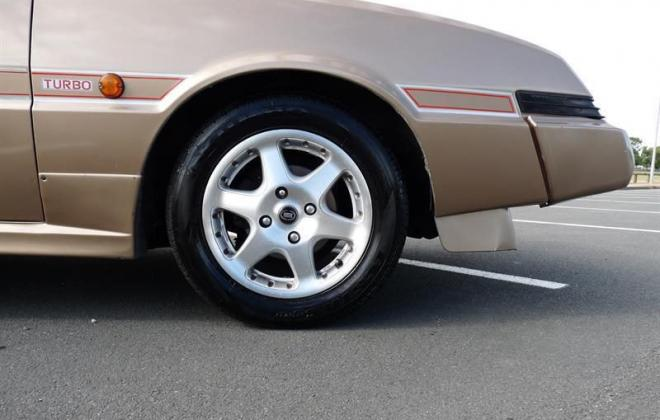 1984 Mitsubishi Starion GSR Turbo Coupe Gold images (8).jpg