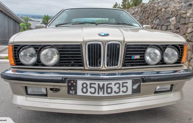 1985 M635 M6 coupe E24 shark gold images (1).jpg