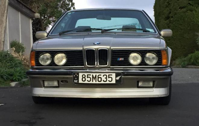 1985 M635 M6 coupe E24 shark gold images (16).jpg