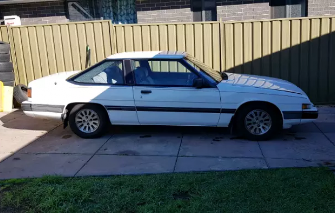 1985 Mazda HB 929 coupe white images Australia (1).png