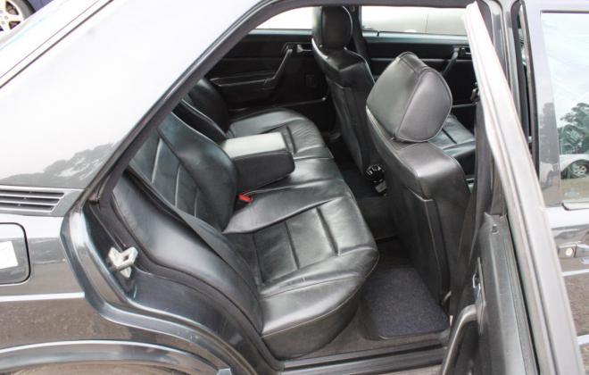 1985 Mercedes Benz 190E 2.3 AMG Cosworth Australia sedan black images 2021 (10).jpg