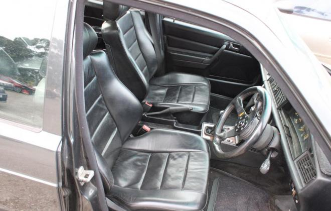 1985 Mercedes Benz 190E 2.3 AMG Cosworth Australia sedan black images 2021 (9).jpg