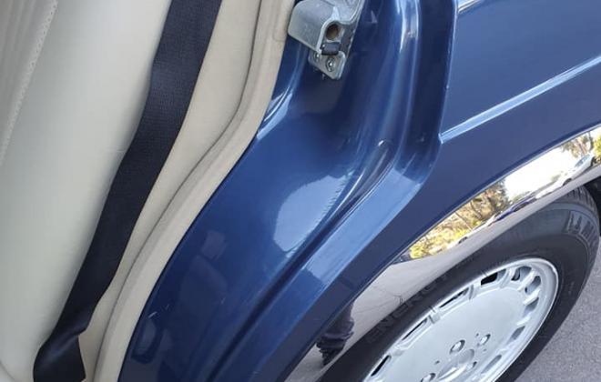 1986 Mercedes 560 SEL Blue sedan Australian delivered images (4).jpg