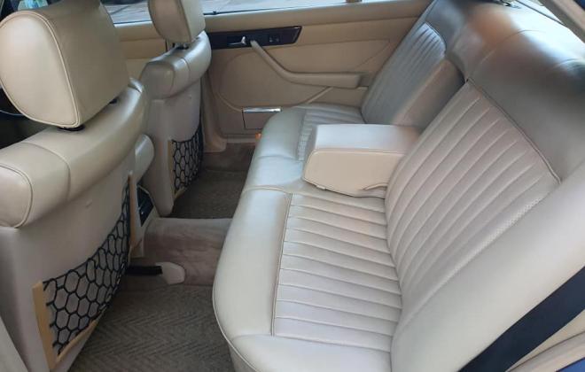 1986 Mercedes 560 SEL Blue sedan Australian delivered images (7).jpg