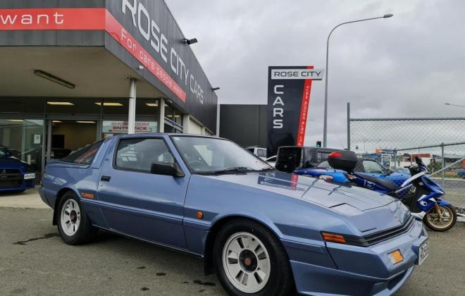 1986 Mitsubishi Starion GSR Turbo Blue New Zealand import (2).jpg