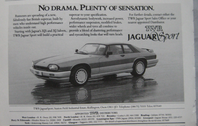 1986 TWR JaguarSport advertisement.png