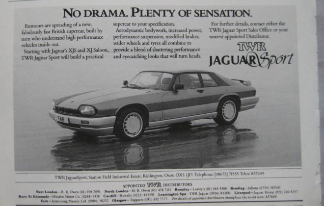 1986 TWR JaguarSport advertisement.png