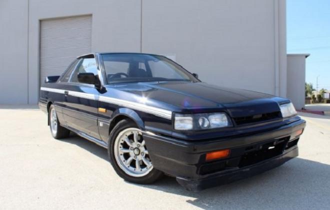1987 Nissan Skyline R31 GTS-R Classic Register car 1 (5).JPG