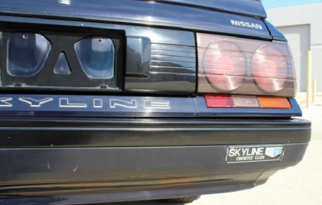 1987 Nissan Skyline R31 GTS-R Classic Register car 1 (9).JPG