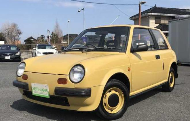 1988 Yellow Nissan BE-1 in Japan images 2021 (1).jpg