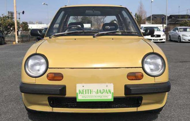 1988 Yellow Nissan BE-1 in Japan images 2021 (2).jpg