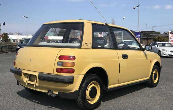 1988 Yellow Nissan BE-1 in Japan images 2021 (8).jpg