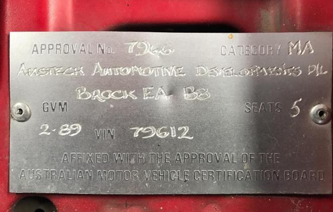 1989 Falcon S EA Brock B8 Ford Falcon Monza Red (17).jpg