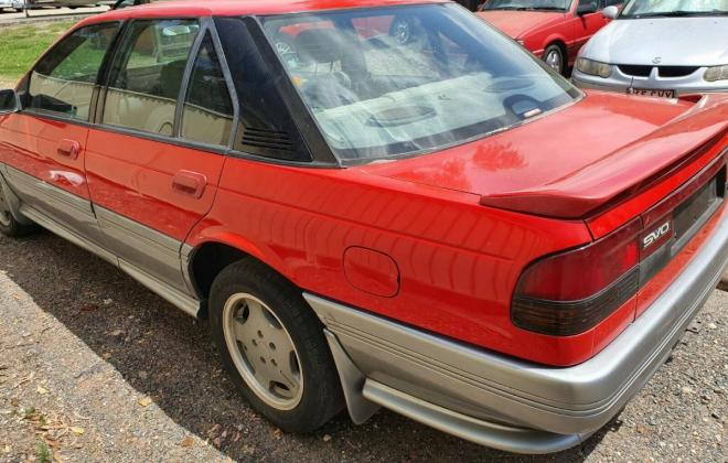1989 Ford Falcon EA SVO Monza Red over grey pics (4).jpg