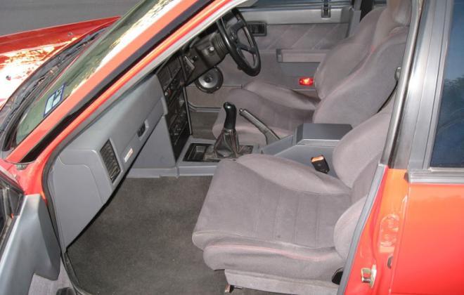 1989 GTS2 Skyline R31 SVD Silhouette grey cloth trim images (5).jpg