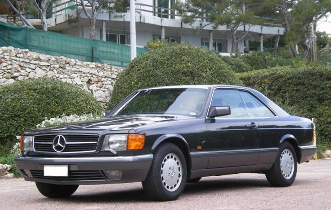 1989 Mercedes-Benz 560SEC 4.jpg