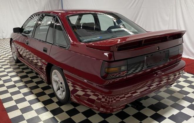 1990 Group A VN SS Red build number 180 low km immaculate (2).jpg