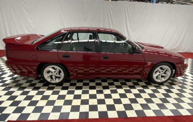 1990 Group A VN SS Red build number 180 low km immaculate (3).jpg