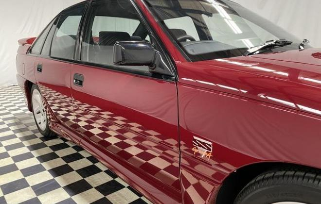 1990 Group A VN SS Red build number 180 low km immaculate (6).jpg