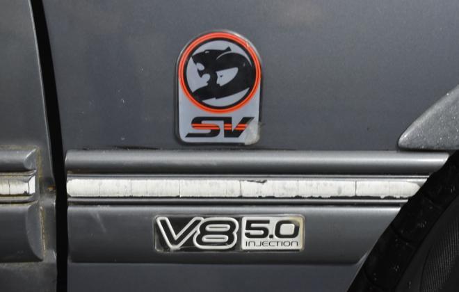 1990 HSV Statesman SV90 Holden V8 Grey unrestored 2020 images (11).jpg