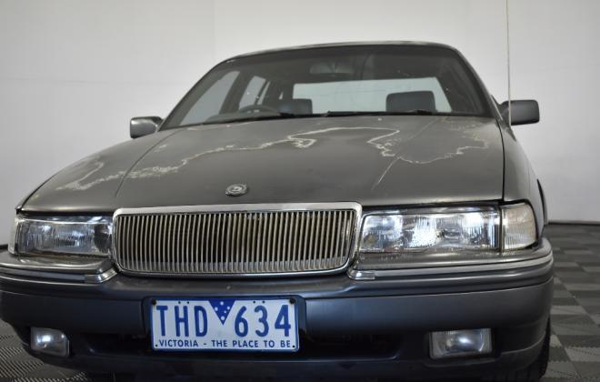 1990 HSV Statesman SV90 Holden V8 Grey unrestored 2020 images (13).jpg