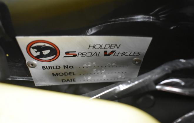 1990 HSV Statesman SV90 Holden V8 Grey unrestored 2020 images (29).jpg