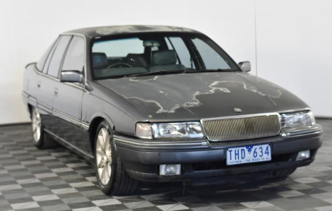 1990 HSV Statesman SV90 Holden V8 Grey unrestored 2020 images (3).jpg