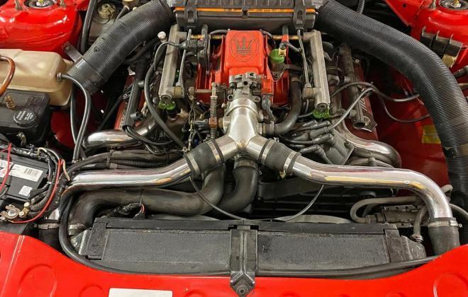 1990 Maserati Biturbo Spyder convertible red images RHD (1).jpg