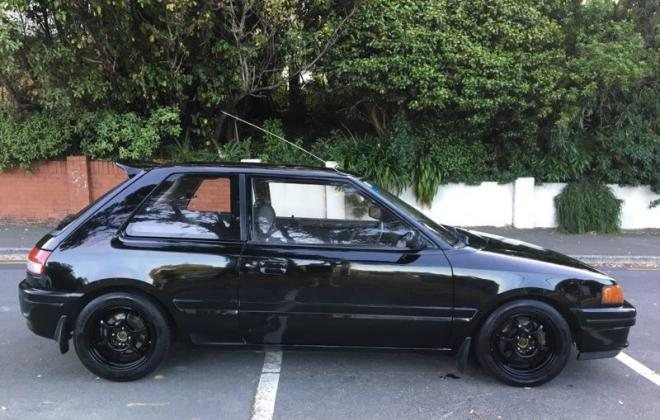 1990 Mazda GT-X Familia Turbo hatch black paint images (14).jpg