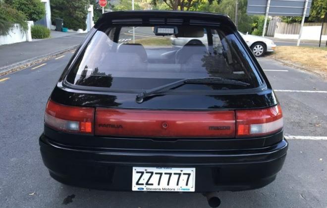 1990 Mazda GT-X Familia Turbo hatch black paint images (16).jpg