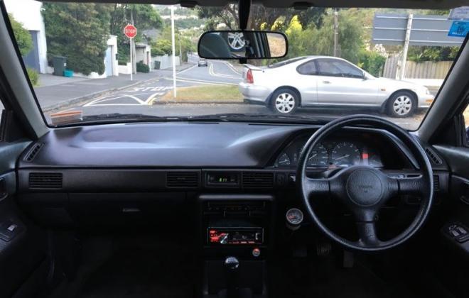 1990 Mazda GT-X Familia Turbo hatch black paint images (2).jpg