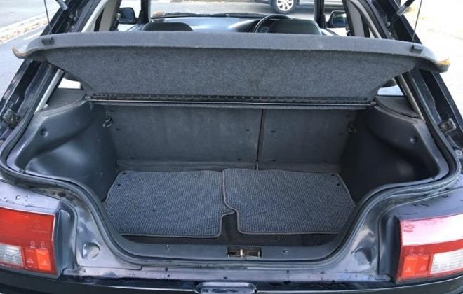 1990 Mazda GT-X Familia Turbo hatch black paint images (6).jpg