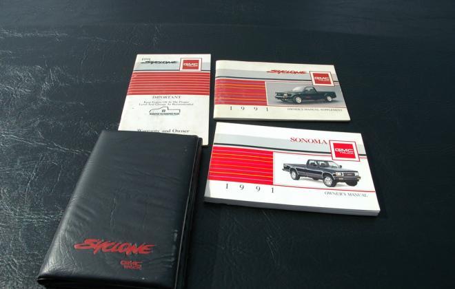 1991 Black GMC Syclone pickup number 92 (5).jpg