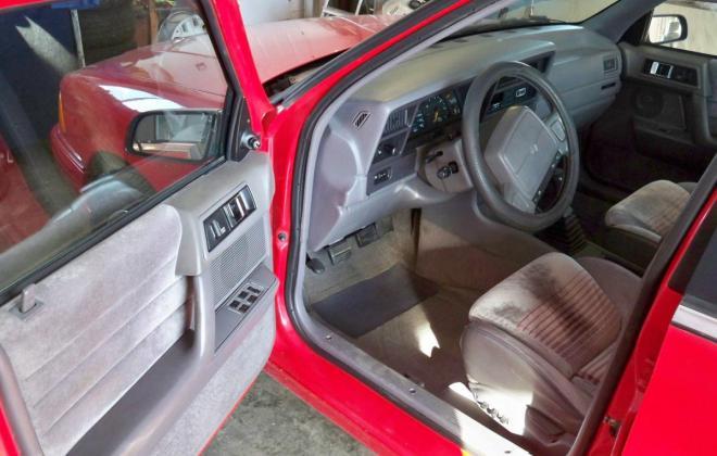 1991 Dodge Spirit RT Sedan Turbo Red images (7).jpg