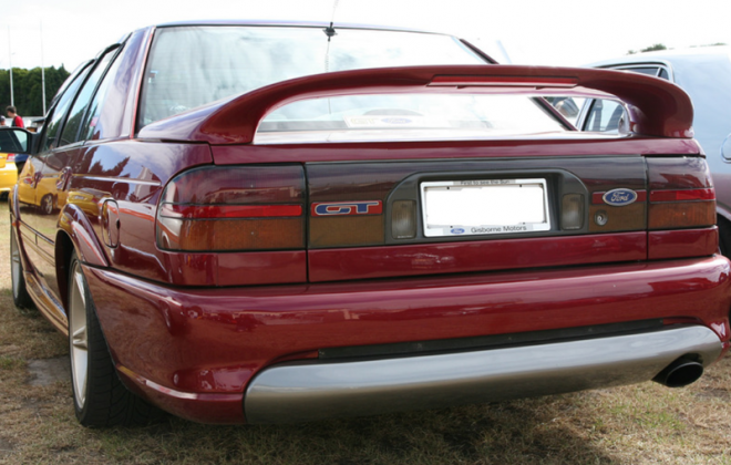 1992 - 1993 Cardinal Red EB Falcon GT images (2).png