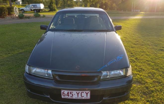 1992 HSV VP HTS Holden build number 92 Anthracite Grey images 2018 (3).JPG