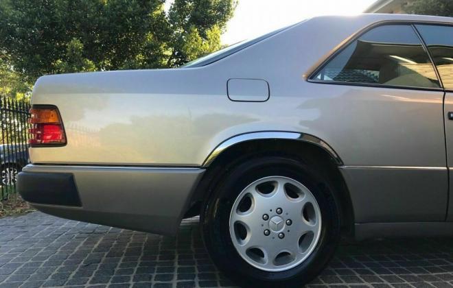 1992 Mercedes 320CE coupe Australian images (5).jpg