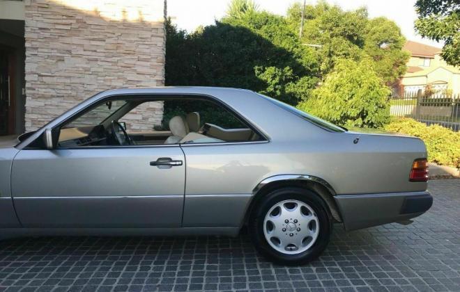 1992 Mercedes 320CE coupe Australian images (8).jpg