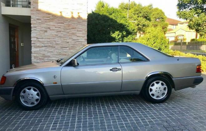 1992 Mercedes 320CE coupe Australian images (9).jpg