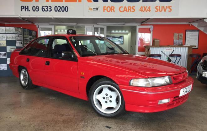 1992 VP HSV Holden Red clubsport  build number 228 images (13).jpg